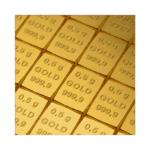 50 x 0,5 gram goudbaar plaat Valcambi