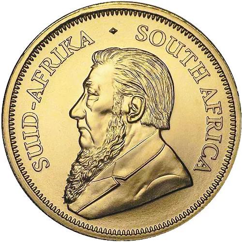 1/4 oz Krugerrand goud (2021)