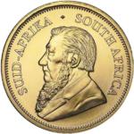 1/10 oz Krugerrand goud (2021)