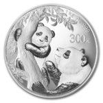 1 kg China Panda Proof zilver (2021)