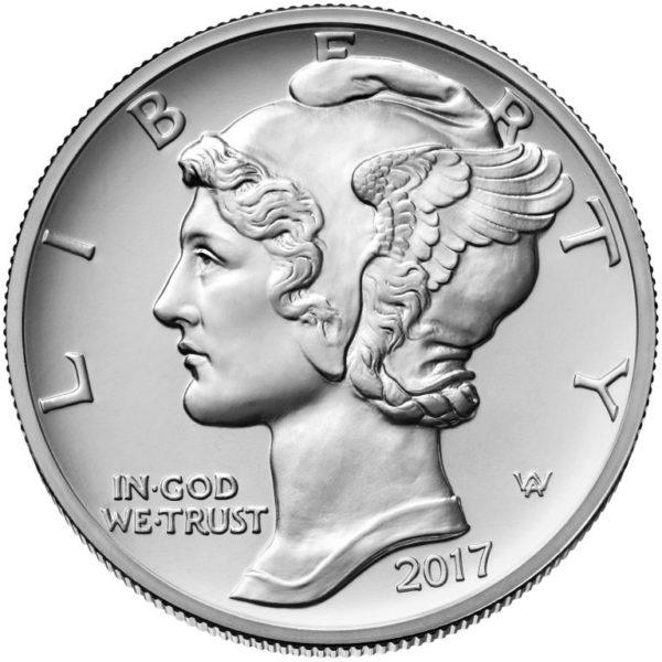 1 oz American Eagle palladium (2017)