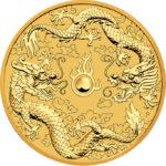 1 oz Dragon & Dragon goud (2020)