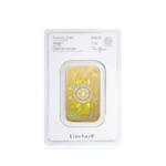 1 oz (31,1 gram) goudbaar Kinebar Heraeus