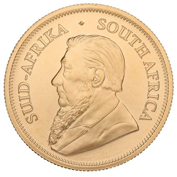 1/2 oz Krugerrand goud (2020)