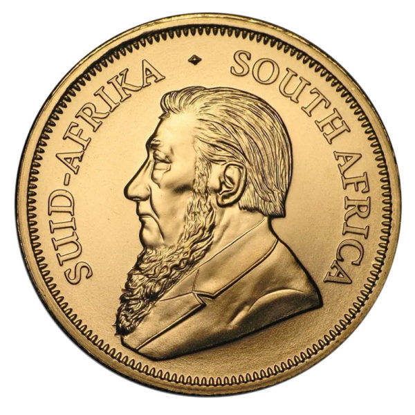 1 oz Krugerrand goud (2021)