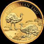 1 oz Australian Emu goud (2020)