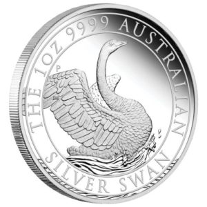 1 oz Australian Swan Proof zilver (2020)