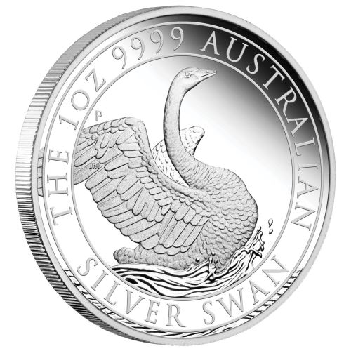 1 oz Australian Swan Proof zilver (2020)