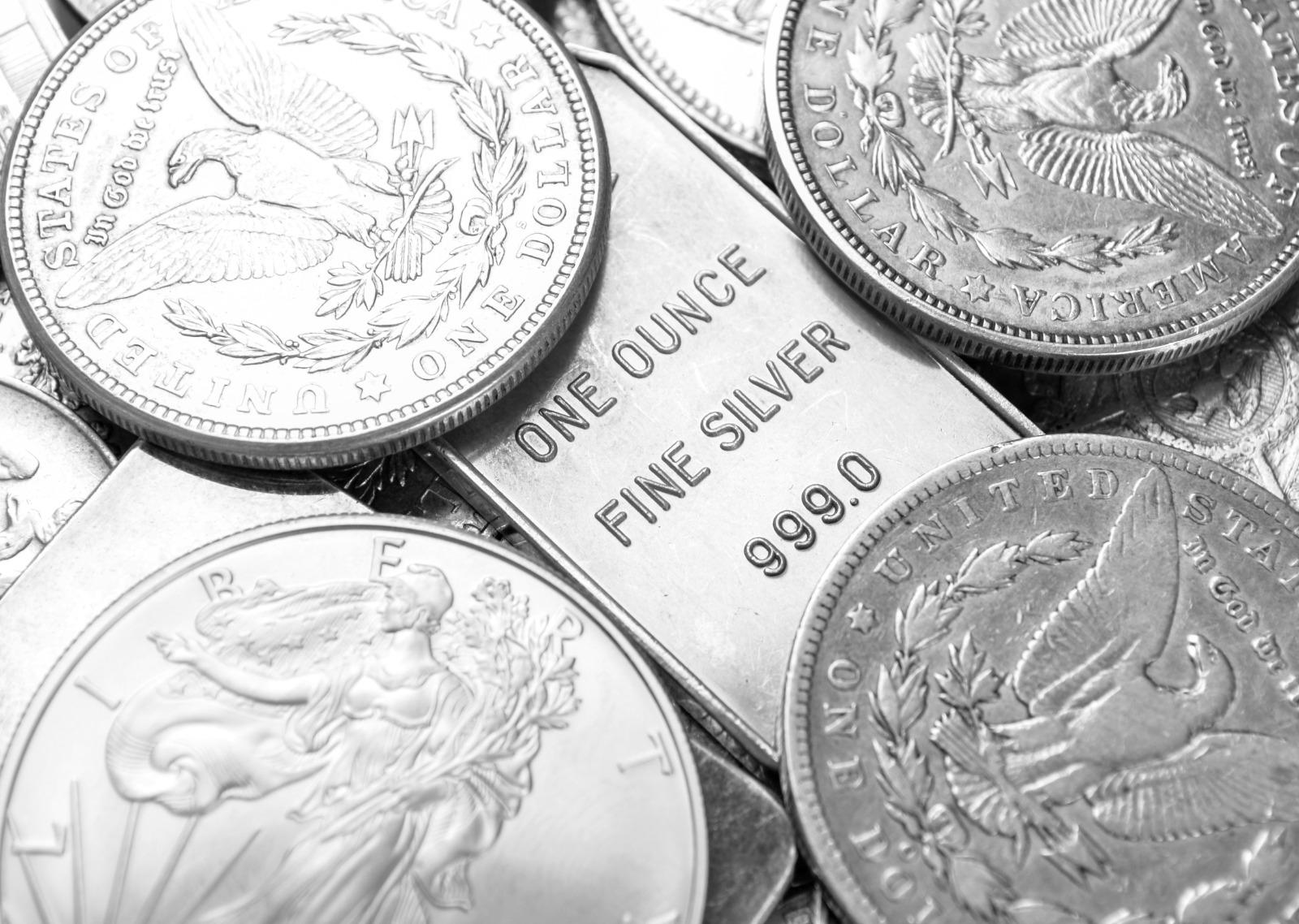 Wat is de goud/zilver ratio?