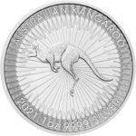 1 oz Australian Kangaroo platina (2021)