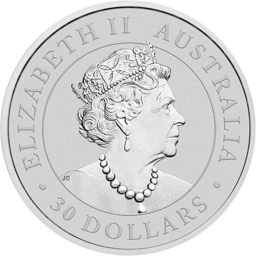 1 kg Australian Koala zilver (2021)