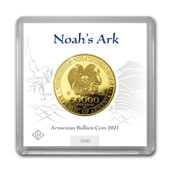 1 oz Noah's Ark goud (2021)