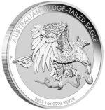 1 oz Australian Wedge Tailed Eagle zilver (2021)