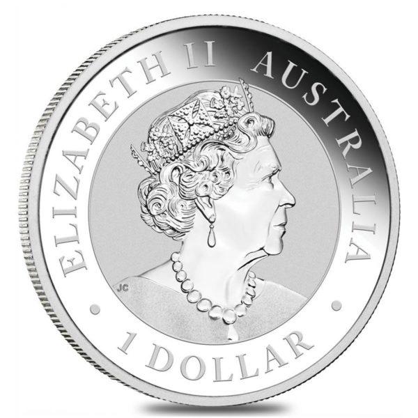 1 oz Australian Koala zilver (2021)