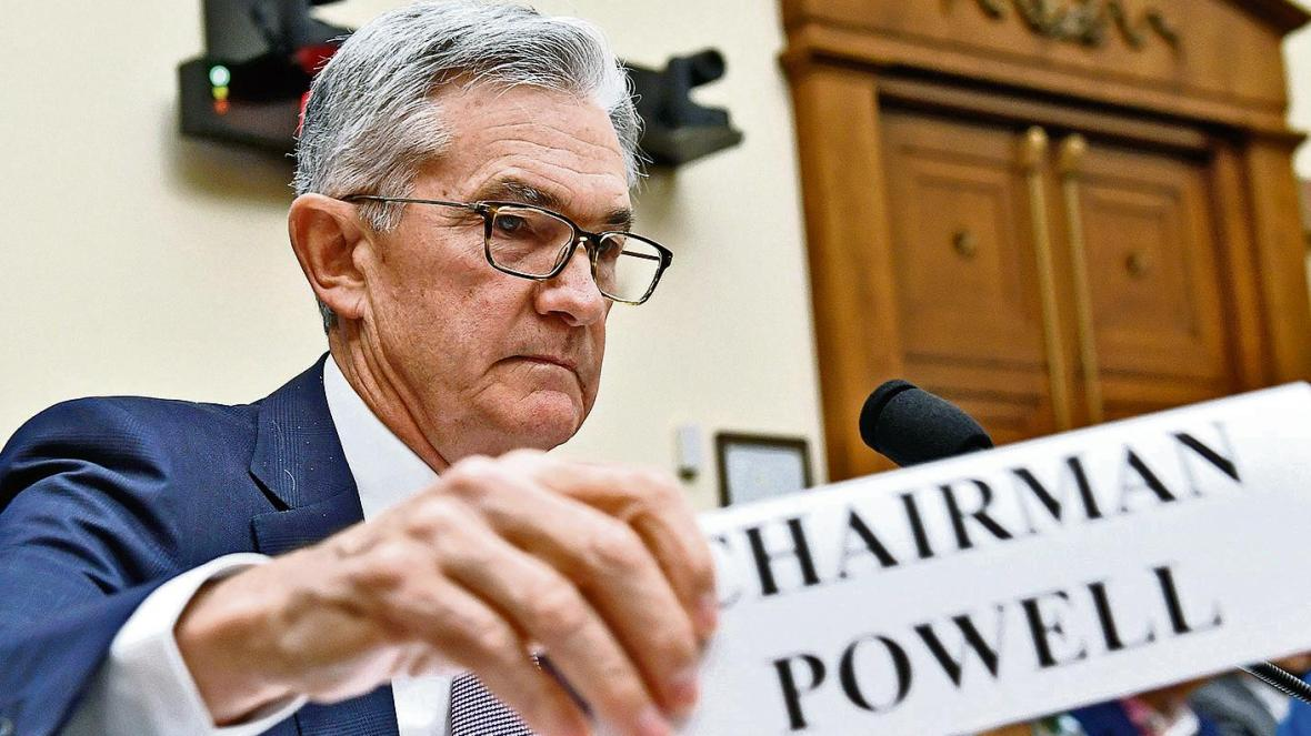 Jerome Powell (voorman Fed) speelt grote rol in komende beursweek