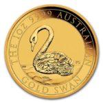 1 oz Australian Swan goud (2021)